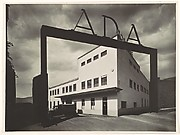 [Entrance to ADA Cheese Factory in Cologne-Rodenkirchen]