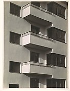 [Residential Apartment Block, Balconies, Kalkerfeld, Cologne]
