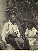 [Old Man with Boy]