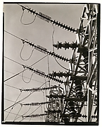 [Power Lines and Insulators]