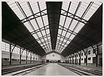 [Railway Station Interior]