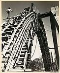 [Bridge Construction: Two Workmen]