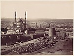 [The Citadel and the Mosque of Mohammed Ali, Cairo]