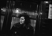 [Subway Passenger, New York City: Woman on Times Square Shuttle]