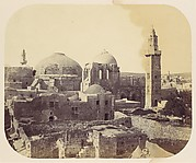 [Dome of the Holy Sepulchre, Jerusalem]