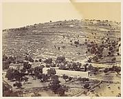 [Garden of Gethsemane and the Tomb of the Virgin, Jerusalem]