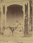 Anna Wöss, Marie and Marie Antoine
