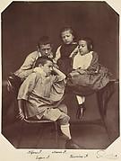 Alfons, Eugen, Marie, and Hermine Antoine