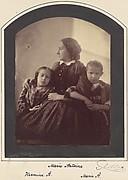 Hermine, Marie and Marie Antoine.