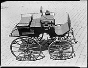 [Four Seat Carriage in Collection of Oliver Jennings]