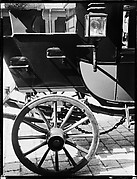 [Detail of Carriage in the Collection of Oliver Jennings]