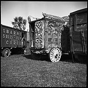 [Ringling Bandwagon, Circus Winter Quarters, Sarasota, Florida]