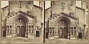 [Portal, Church of Saint-Trophime, Arles]