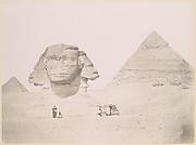 Pyramides et le Sphinx