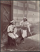 Saîs coureurs au Caire