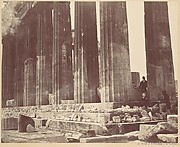[Details of the Colonnade of the Parthenon, Athens]