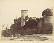 Talbot's Tower, Falaise Castle