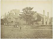 Oakwell Hall near Bristol, the Field Head of Shirley