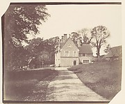 [View of House from Driveway]