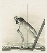 [Man on a Ladder]