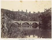 Antietam Bridge, On the Sharpsburg and Boonsboro Turnpike, No. 1, September 1862