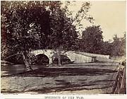 Burnside Bridge, Across the Antietam, near Sharpsburg, No. 1, September 1862