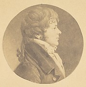 [Mezzotint portrait of a Young Man in Profile, from The St. Memin Collection of Portraits]