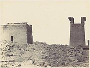 Temple de Dandour en Nubie