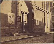 [Doorway of Predikheevenkerk, Gent, Belgium]