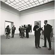 [People in the Galleries, Metropolitan Museum of Art]