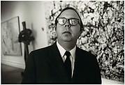 [Henry Geldzhaler in Gallery at the Metropolitan Museum of Art]
