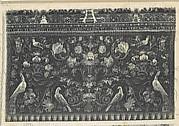 [Needlework Altar Cloth, Durham]