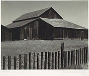 Barn, Monterey County