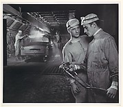 Ford of Canada. Canadian Automobile Plant. Paint Spraying Operation