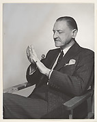 W. Somerset Maugham, April 1941