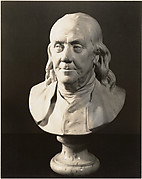 [Benjamin Franklin by Houdon]
