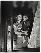 Mother and Child in Harlem