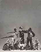 "Ruthanna Boris, Lew Christensen, Charles Laskey in ""Pocahantas"""