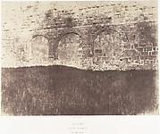 Jérusalem, Enceinte du Temple, Triple port romaine