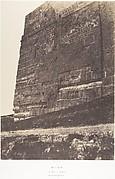 Jérusalem, Enceinte du Temple, Face est de l'angle sud-est
