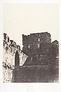 Jérusalem, Enceinte du Temple, Face nord de l'angle nord-est