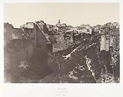Jérusalem, Enceinte du Temple, Piscine probatique, 1
