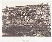 Jérusalem, Village de Siloam, Vue générale