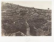 Jérusalem, Vallée de Josaphat, Face ouest et nord, 1
