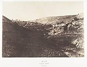 Jérusalem, Vallée de Josaphat, Vue générale