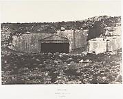 Jérusalem, Tombeau des Juges, Vue générale
