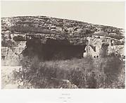 Jérusalem, Tombeau Juif, Détails