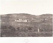 Jérusalem, Tombeau de Salomon, Vue générale