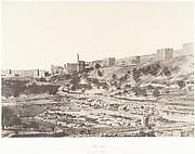 Jérusalem, Birket-es-Soutlan