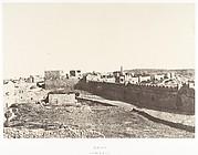 Jérusalem, Forteresse de Soin